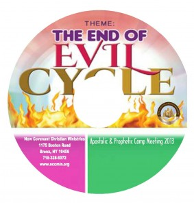 The End of Evil Cycle 2013